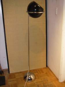 Danish mid century floor lamp