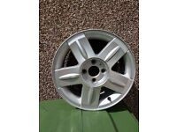 Two fifteen inch alloys for sale Renault car