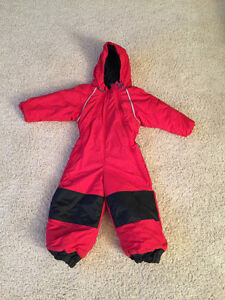 Size 4T Mountain Equipment Co-op Snowsuit