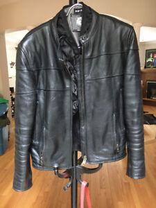 Screaming Eagle Leather Jacket