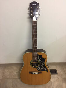 Chaval 6 string Western Guitar (Martin, Gibson, Guild, Takamine)