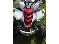 Yamaha raptor 634cc limited edition ymm sports frame