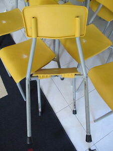 17 CHAIRS - Preschool/Daycare - ***PRICE DROP $10 PER CHAIR*** West Island Greater Montréal image 2