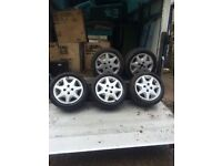 Series 1 ford rs turbo rs 16i alloy wheels classic