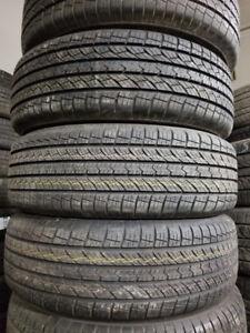 225 65 17 all season 100% tread  tires  in stock $75 each