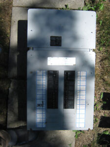 ELECTRIC PANEL  BOX WITH BRACKERS