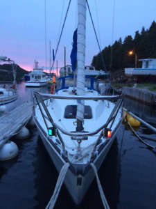 Sailboat 33 ft. C&C For Sale