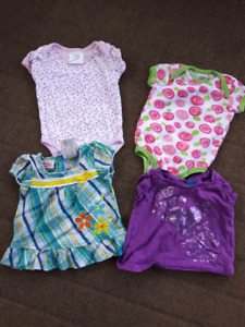 Size 6-9 Month Spring/Summer Lot
