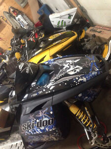Ski-doo skis and lots of new and used rev & zx parts St. John's Newfoundland image 7