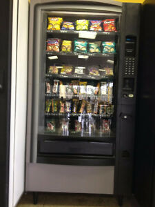 Vending Machines on Location: For Sale