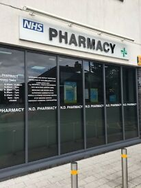 Pharmacy dispensing assistant
