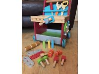 ELC Wooden Work Bench Walker