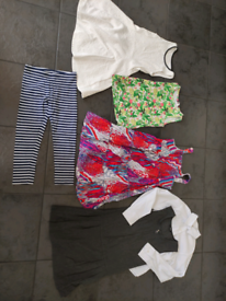 Girls bundle of clothes for 8-9 years old