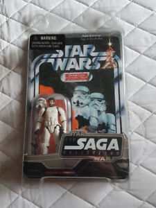 Star Wars Saga Collection George Lucas Stormtrooper