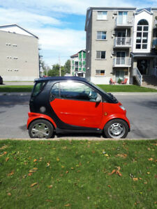 SMART FORTWO 2006 DIESEL AUTOMATIQUE NÉGOCIABLE