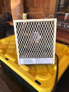 240 volt garage heater..$75