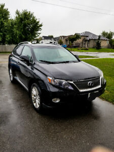 2010 Lexus 450RX hybrid,  GREAT CONDITION,Brand new breaks/tires