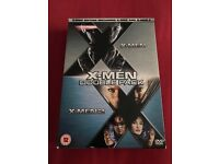 X-Men Double pack DVD