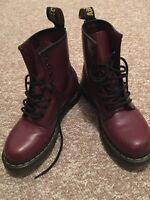 Ladies 1460 Doc martens. Brand New