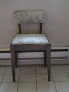 Upholstered Sewing chair