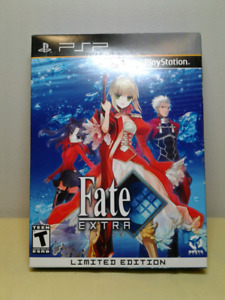 Fate Extra Limited Edition PSP