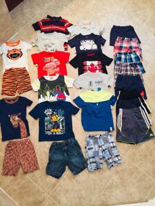 Boys summer clothing sz 4t