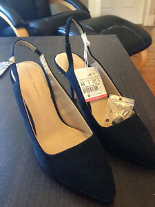 Brand new Zara black heels Peterborough Peterborough Area image 1