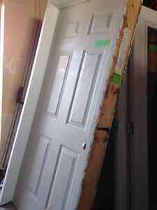 3 Entrance Doors