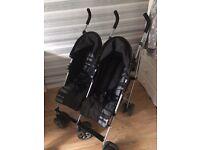 Mamas & papas double stroller