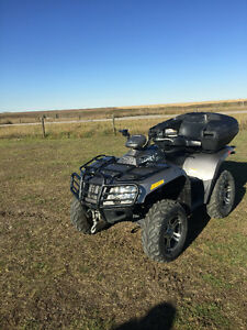 2010 Arctic Cat 550 S LTD $4995