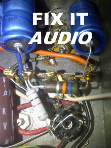 AUDIO ELECTRONICS  SERVICE & REPAIR