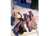 LARGE bogwood biotope planted discus nature aquarium driftwood bog drift wood