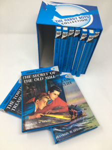 Hardy Boys Mystery Collection (Boxed Set of 10 books) Hardcover