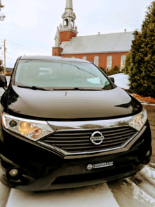 Nissan Quest Limited 2012