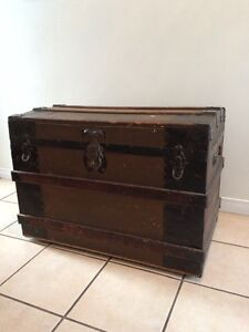 Antique Trunk For Sale