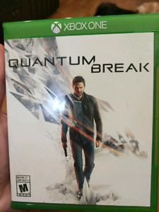 Quantum Break - Xbox One LIKE NEW