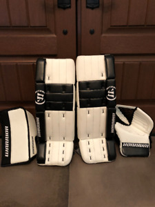 Junior Goalie Gear -- Warrior Ritual G3