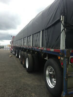 6 axle rack and tarp
