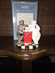 Coca Cola Coke Figurine