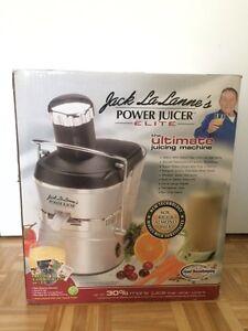 Jack LaLanne's Power Juicer ( machine à jus)
