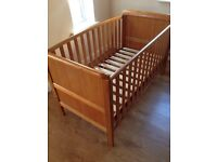 Babies R Us Aspen Cot Bed - Delivery Available