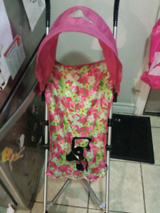 Girls umbrella stroller O.B.O