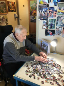 300 Piece Jig Saw Puzzle needed for sweet 93 year old