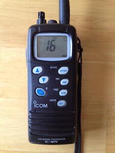 ICOM   IC-M1V Marine VHF Transceiver