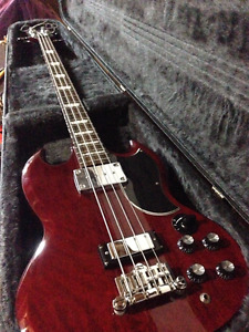 2005 SG Electric Bass - Epiphone