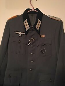 Authentic World War Two German Calvary Uniform