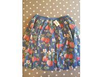 Cath Kidston Skirt BNWT