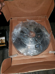 2013 chev cruise pads and rotors