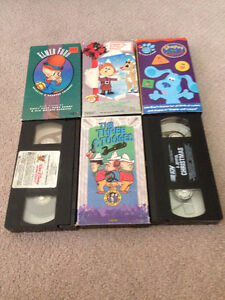 Great Childrens VHS's London Ontario image 2