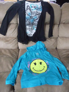For sale various girls tops...